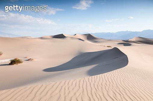 Mesquite Flat Sand Dunes, Death valley , USA - gettyimageskorea