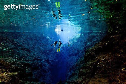 Lagoa Misteriosa - gettyimageskorea