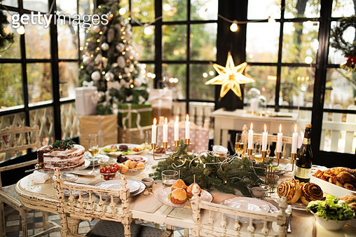 Home Christmas decoration - gettyimageskorea