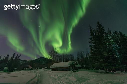 Aurora explosion - gettyimageskorea