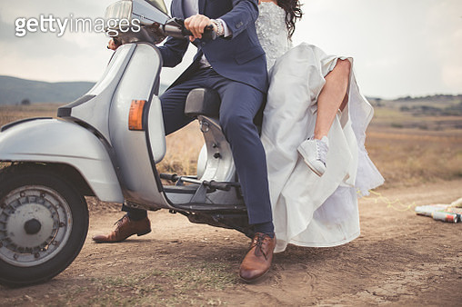 Just married - gettyimageskorea