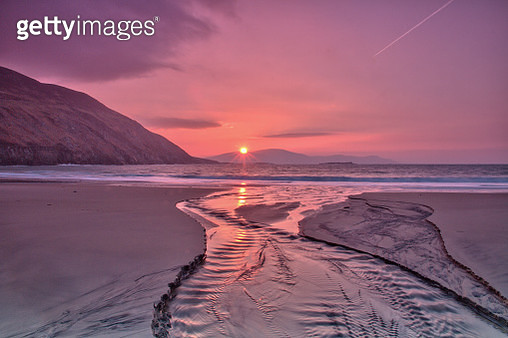 Keem Bay Beach Sunrise - gettyimageskorea