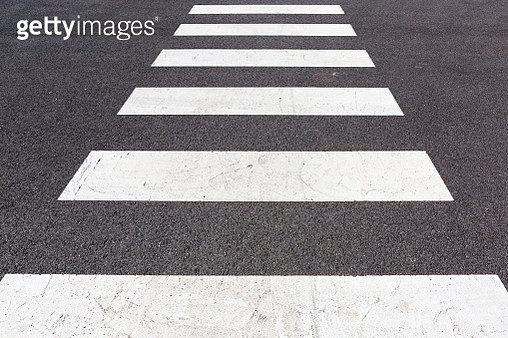 Zebra crossing - gettyimageskorea
