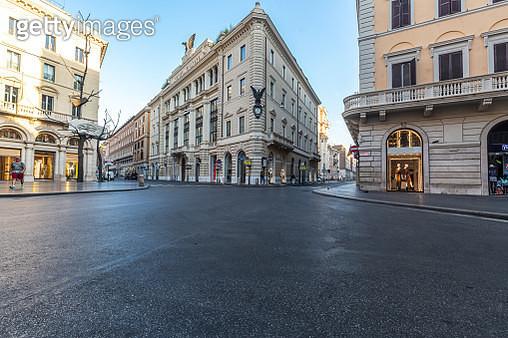 road of Rome - gettyimageskorea