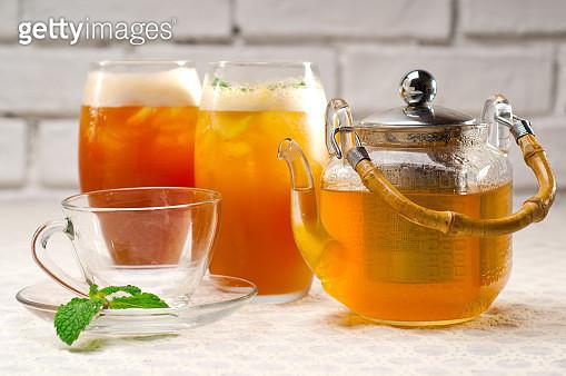 Fresh Selection Of Tea - gettyimageskorea