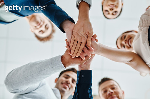 We are each other's greatest support - gettyimageskorea
