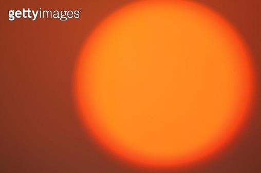 Abstract Sun - gettyimageskorea