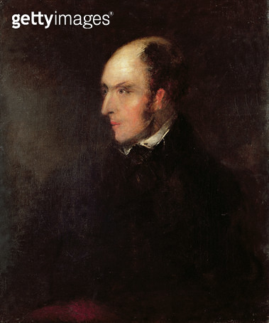 <b>Title</b> : Portrait of a Balding Man (oil on canvas)<br><b>Medium</b> : oil on canvas<br><b>Location</b> : Private Collection<br> - gettyimageskorea