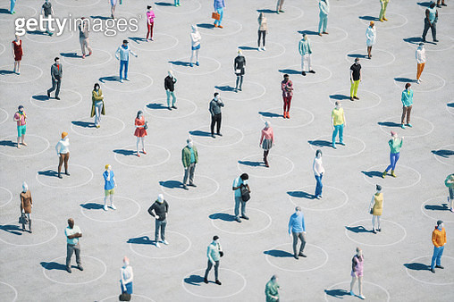 Social Distancing And Infectious Disease - gettyimageskorea