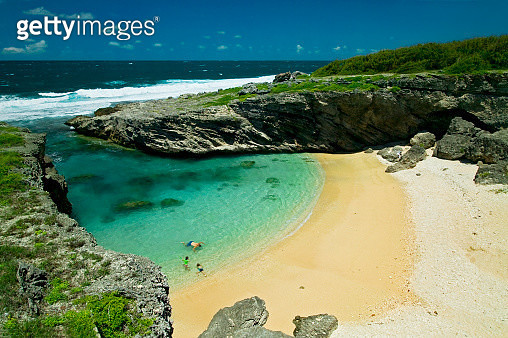 Anse Bouteille,Rodrigues island, Mauritius Republic - gettyimageskorea