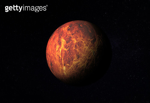 Digital image creation of the Mars planet. - gettyimageskorea