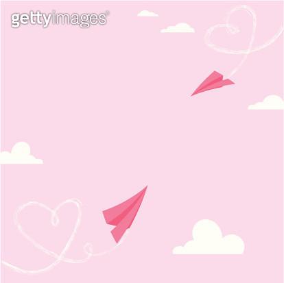 Valentines planes - gettyimageskorea