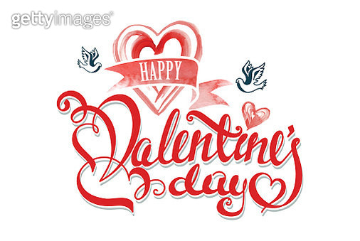 Valentine's greeting card - gettyimageskorea