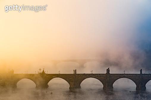 Blessed Prague Morning - gettyimageskorea