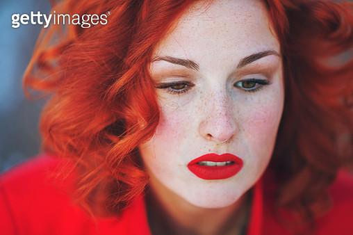 Redhead - gettyimageskorea