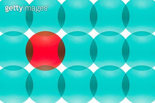 Isolated Sphere Full Frame. - gettyimageskorea