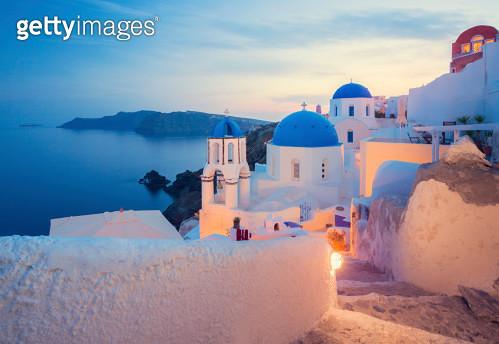 Santorini, Greece - gettyimageskorea