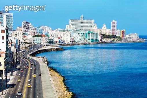 Havana Skyline, Cuba - gettyimageskorea