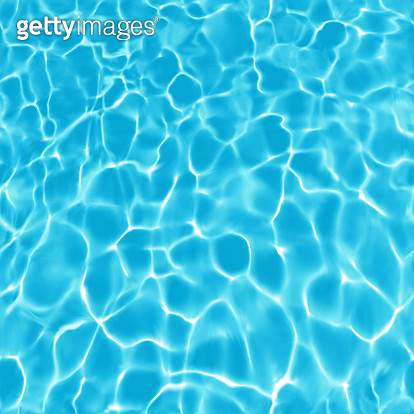 This vector illustration uses a gradient mesh to create a realistic water surface with ripples and reflections. The square background repeats seamlessly both vertically and horizontally to suit your requirements. The illustrator 10 file can also easily be - gettyimageskorea