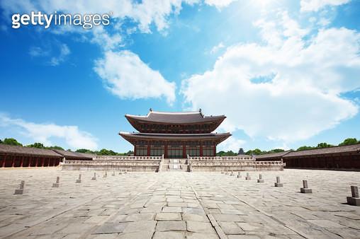 한국의 전통고궁 - gettyimageskorea