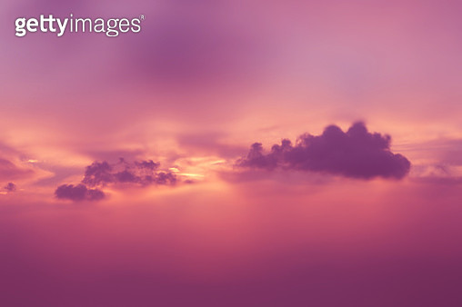 Colorful clouds - gettyimageskorea