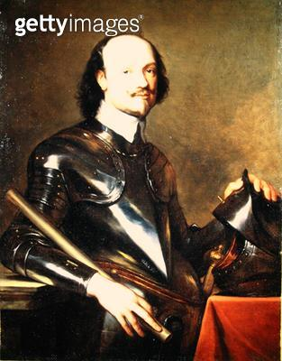 <b>Title</b> : Portrait of Sir Kenelm Digby in armour (1603-1665) (oil on canvas)Additional Infocopy of portrait by Sir Anthony Van Dyck (1599-<br><b>Medium</b> : oil on canvas<br><b>Location</b> : Private Collection<br> - gettyimageskorea