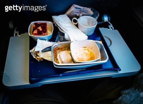 Airplane Meal - gettyimageskorea