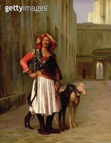 <b>Title</b> : Arnaut of Cairo, 1871<br><b>Medium</b> : <br><b>Location</b> : <br> - gettyimageskorea