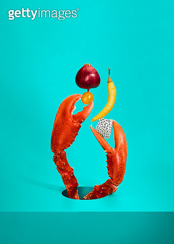 Balanced Diet Lobster - gettyimageskorea