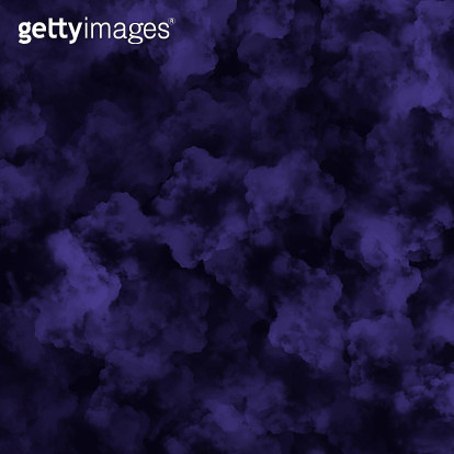 Yellow fog or smoke with the black background. Yellow vector cloudiness, mist or smog background. Design Element for Greeting Cards and Labels, Marketing, Business Card Abstract Background. - gettyimageskorea