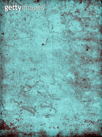 Blue Painted Wall Texture - gettyimageskorea