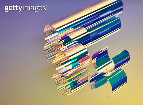 Tubular reflections - gettyimageskorea