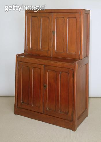Prayer book cabinet/ c.1843 (pine) - gettyimageskorea
