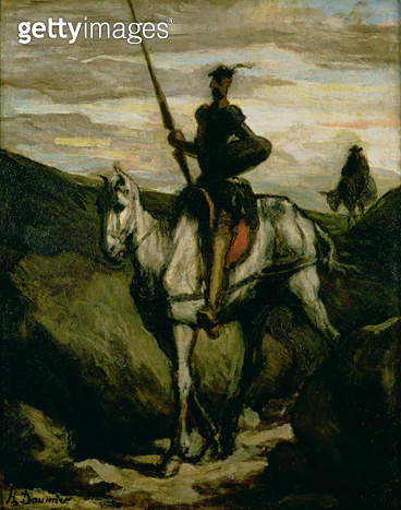 Don Quixote - gettyimageskorea