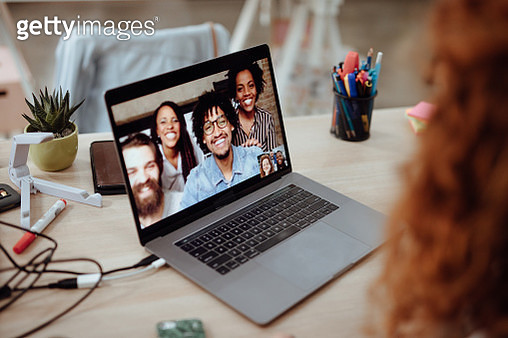Video conference meeting - gettyimageskorea