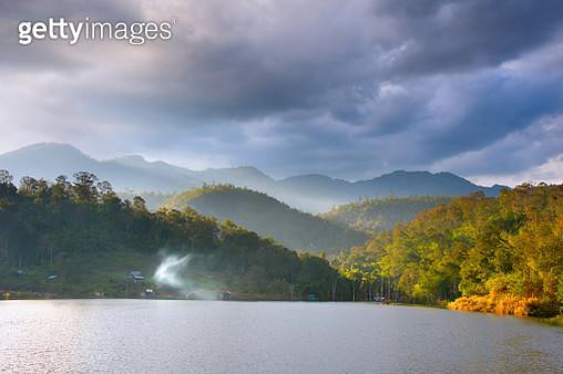 North Thailand Landscape - gettyimageskorea