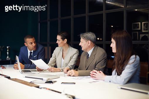 Business meeting - gettyimageskorea