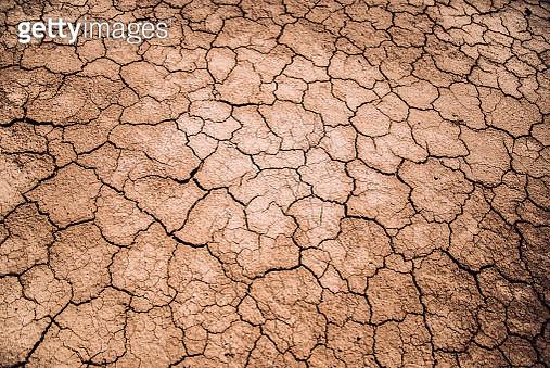 A dry terrain - gettyimageskorea