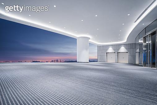 empty room, 3D Rendering - gettyimageskorea