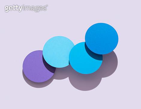 Multicolored circles - gettyimageskorea