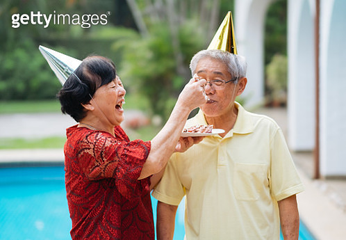Malaysian Chinese family - gettyimageskorea