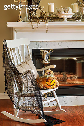 Interior Halloween Decoration - gettyimageskorea