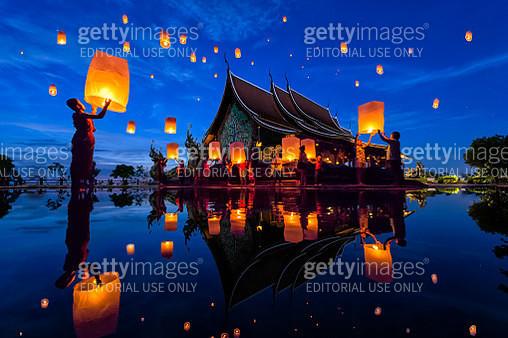 Sirindhorn Wararam Phu Prao temple - gettyimageskorea