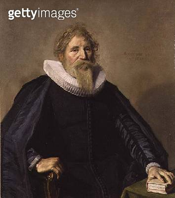 <b>Title</b> : Portrait of a Bearded Man<br><b>Medium</b> : <br><b>Location</b> : Private Collection<br> - gettyimageskorea