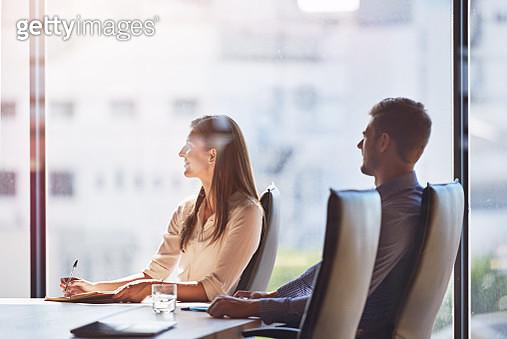 Positivity in the boardroom - gettyimageskorea