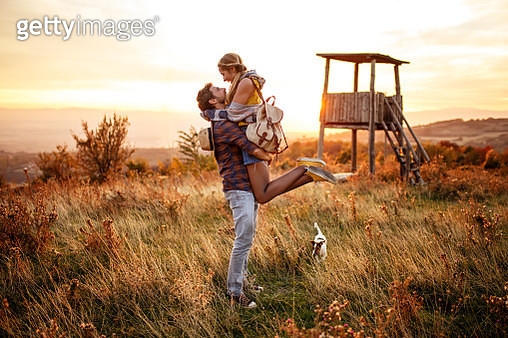 Countryside romance - gettyimageskorea