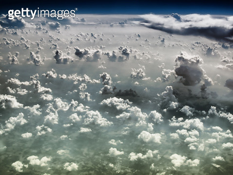 In the Air - gettyimageskorea