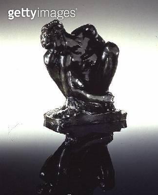Crouching Nude (bronze) - gettyimageskorea