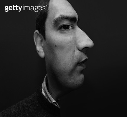 Two faces - gettyimageskorea