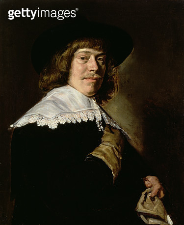 <b>Title</b> : Portrait of a Young Man with a Glove, c.1640 (oil on canvas)<br><b>Medium</b> : oil on canvas<br><b>Location</b> : Hermitage, St. Petersburg, Russia<br> - gettyimageskorea